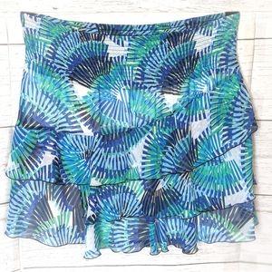Fashion Bug Skirt | Ladies Ruffle Skirt Stretch